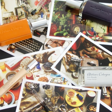 Atelier Cologne Postcards