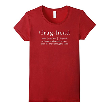 frag-head T-shirt