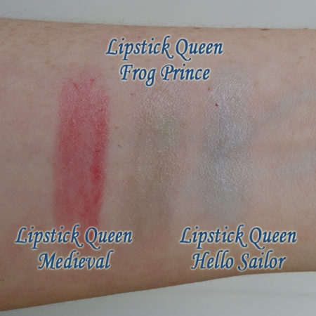 Lipstick Queen 3 Lipsticks