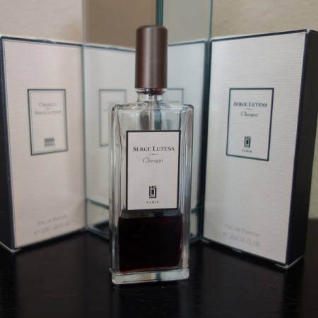 Serge Lutens Chergui - Two Boxes