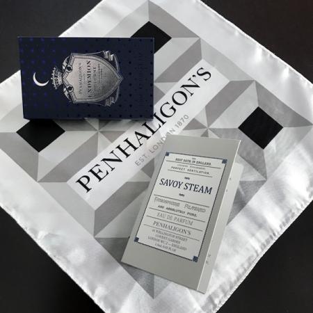Penhaligon's Savoy Steam and Endymion Samples