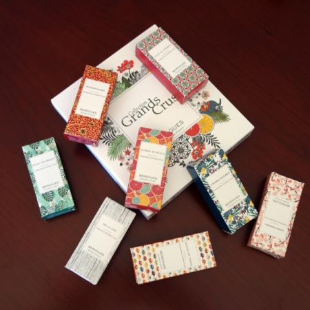 Berdoues Perfumes Sampler
