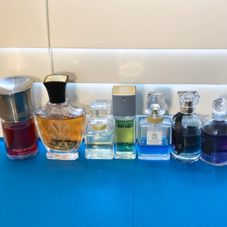 Rainbow Perfumes