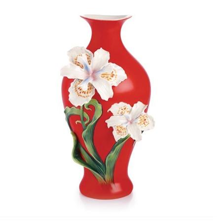 Franz Porcelain Collection Undinas Looking Glass