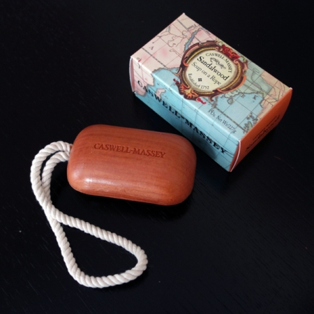 Caswel-Massey Sandalwood Soap