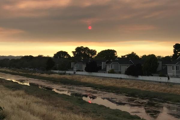 Sunset June 2018