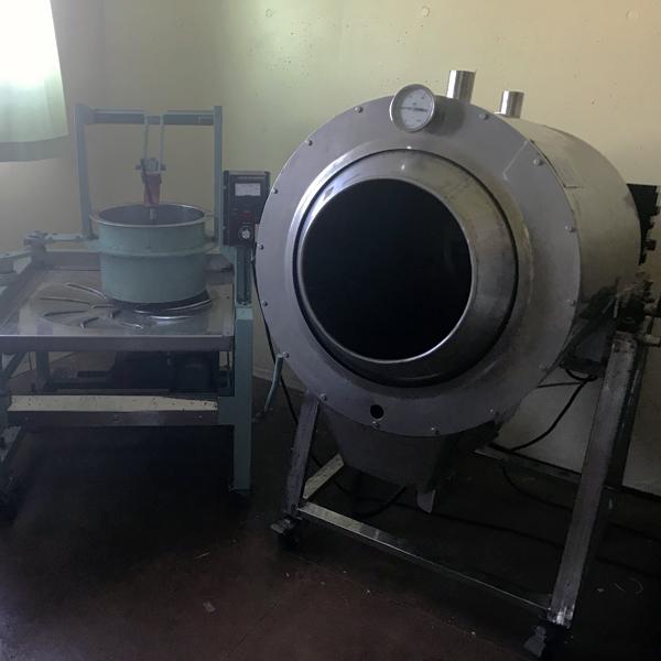 Big Island Tea Roasting Machine