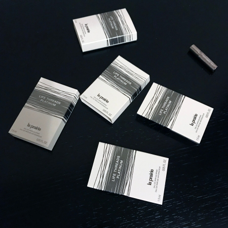 La Prairie Life Threads Platinums Samples