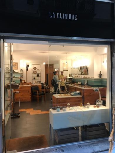 Barcelona Vintage Eyewear Shop