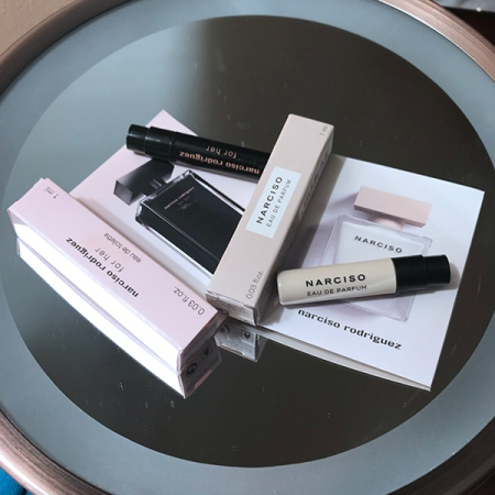 Narciso Rodriguez Two Samples