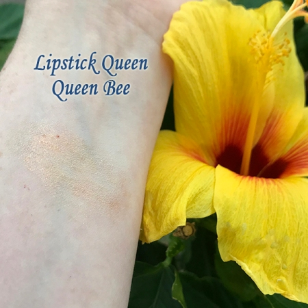 Lipstick Queen Queen Bee Lip Treatment Swatch