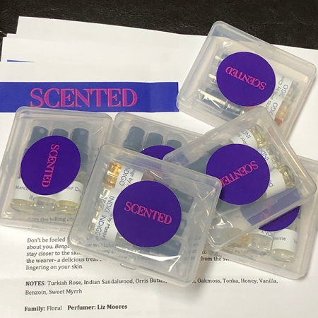 Indigo Perfumery Subscriprion Samples