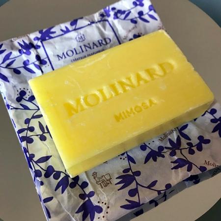 Molinard Mimosa Soap