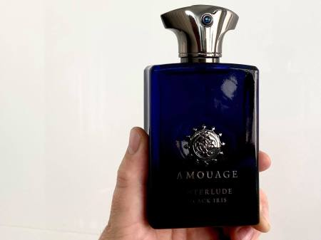 Amouage Interlude Black Iris Sept 2020