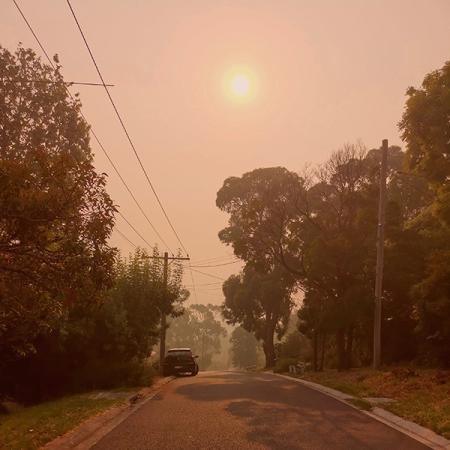 Bushfire Smoke AZ