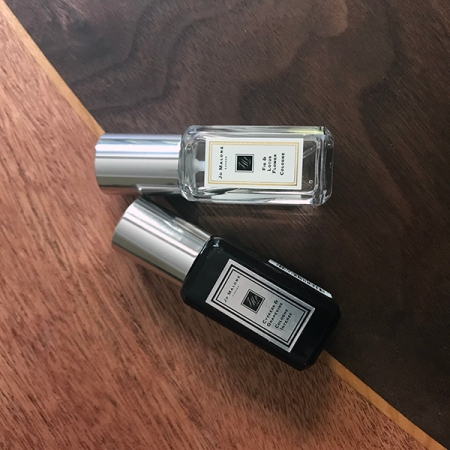 Jo Malone Fig & Lotus Flower and Cypress & Grape Vine