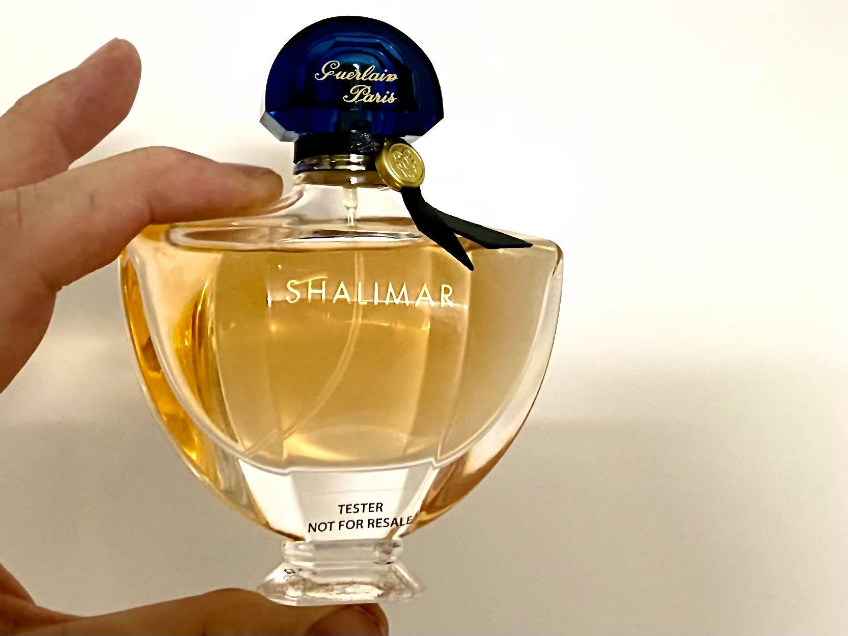 Portia Loves: Shalimar by Guerlain