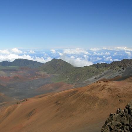 Volcano Maui Hawaii