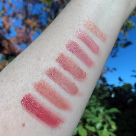 Lipstick Queen The Nude Album Lipstick Palette