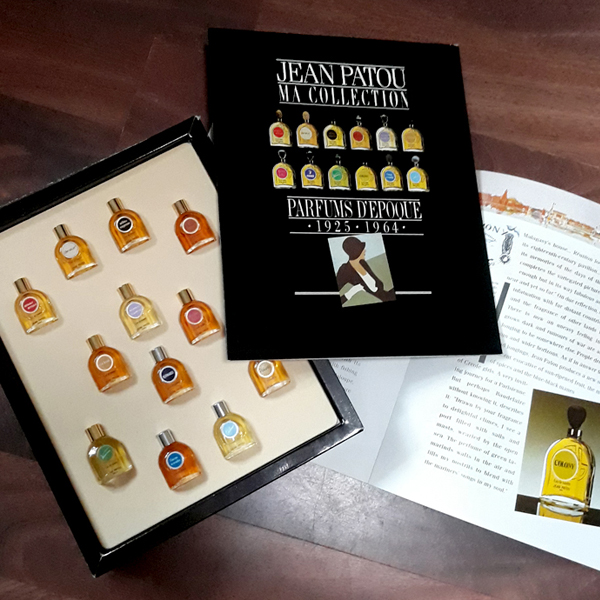 Patou Ma Collection boxed set