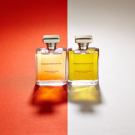 Ormonde Man and Ormonde Woman Perfumes by Ormonde Jayne