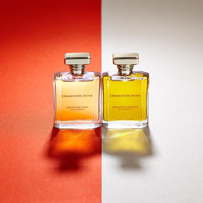 Ormonde Man and Ormonde Woman Perfumes by Ormonde Jayne