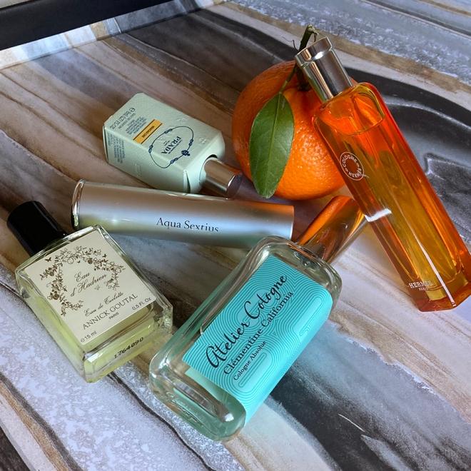 Mandarin Perfums