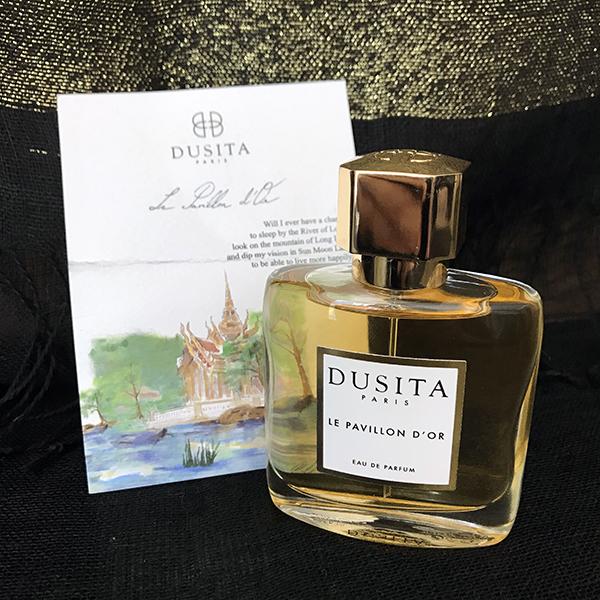 Dusita Parfums Pavillon d'Or