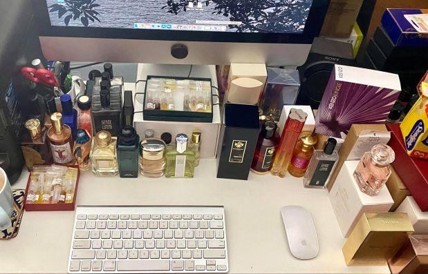 Portia's Perfume Ennui