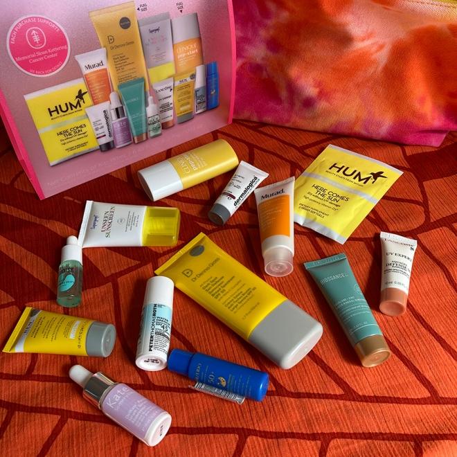 Sephora Sun Safety Kit