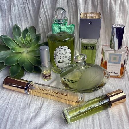 Green Perfumes