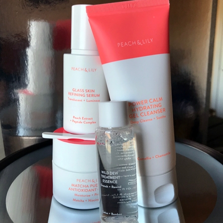 Peach and Lily Skincare