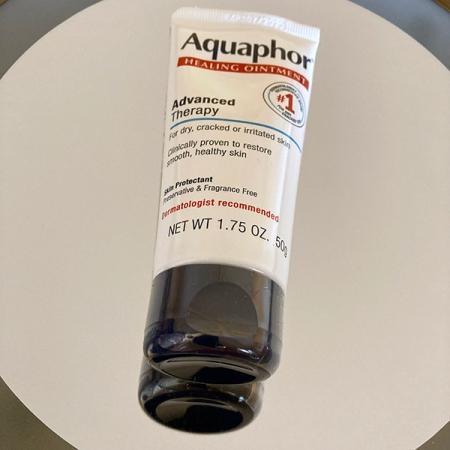 Aquaphor Advanced Therapy Hand Cream