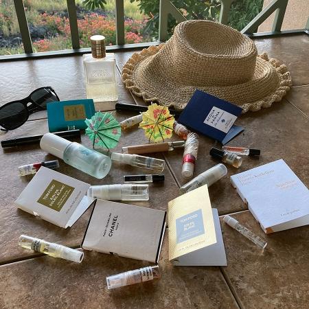 Kona Vacation Perfumes